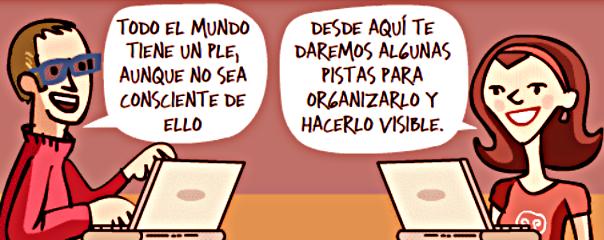 """Haz visible tu PLE"" por Néstor Alonso"